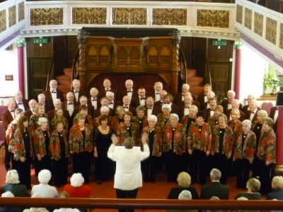 The Stoke Male Voice Choir