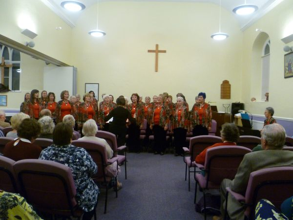 Fremington Methodist Church Concert